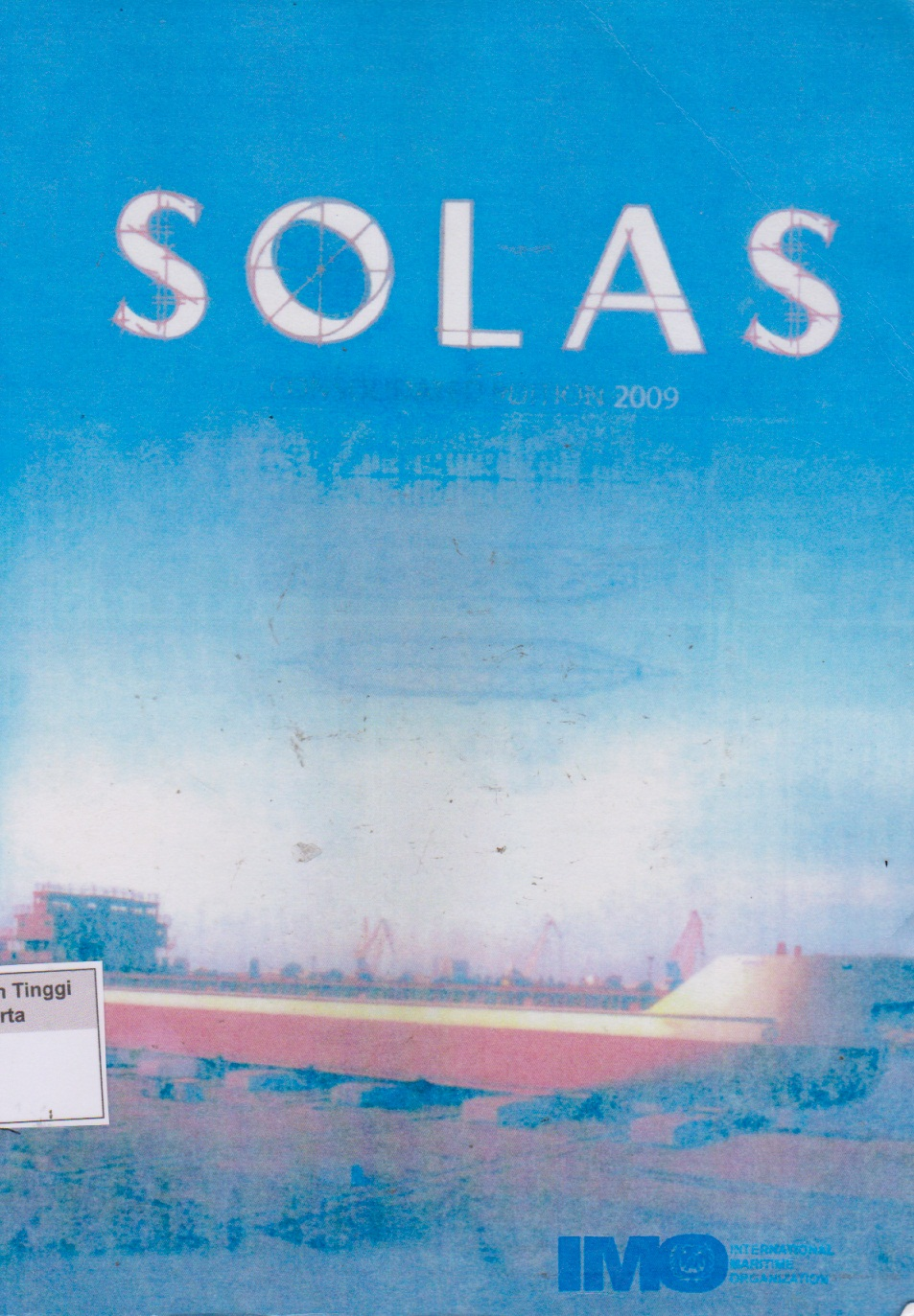 Solas Consolidated Edition 2009