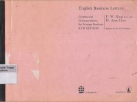 Image of English Business Letters